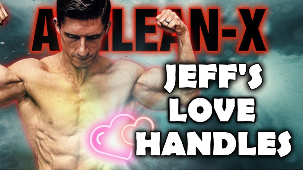 Jeff Cavaliere AKA Athlean-X || How to LOSE Love Handles