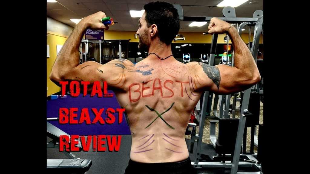 "Jeff Cavaliere AthleanX Total BEAXST Review! ""Beast-X"" I like to call it!"